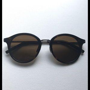 Saint Laurent Tortoise Sunglasses